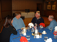 San Francisco Reunion Dinner 2001